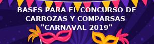 BASES CONCURSO DE CARROZAS Y COMPARSAS CARNAVAL