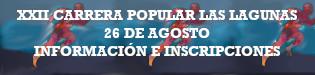 XXII CARRERA POPULAR LAS LAGUNAS