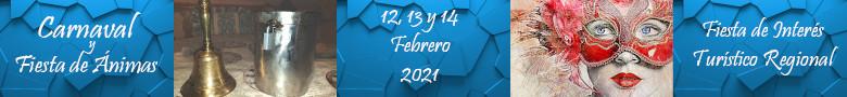 Carnaval y Fiesta de Ánimas 2021