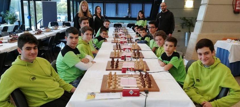 Los equipos de Nuestro Ajedrez en Europa y por la igualdad en la copa de España